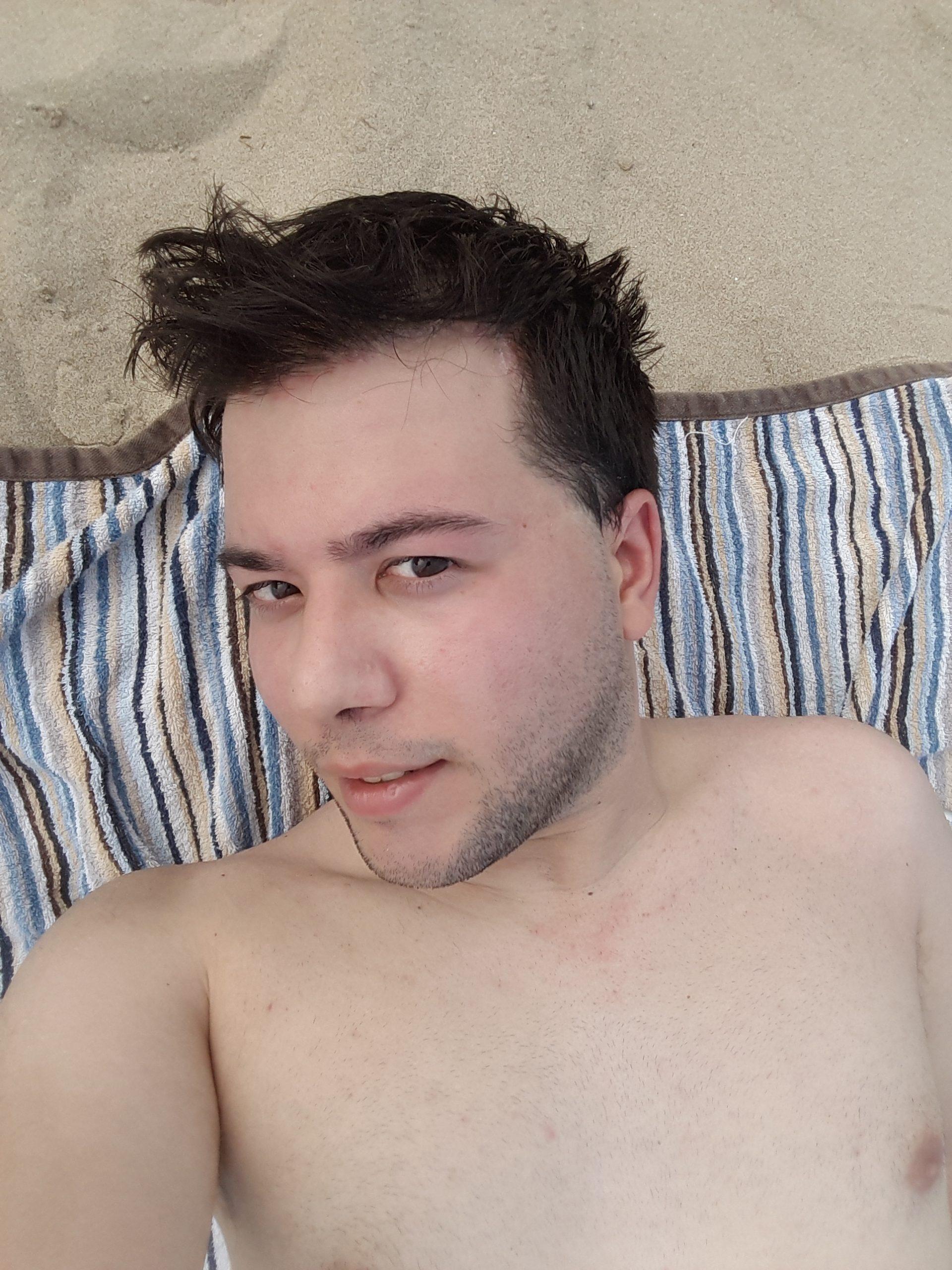 Una nuova spiaggia nudista