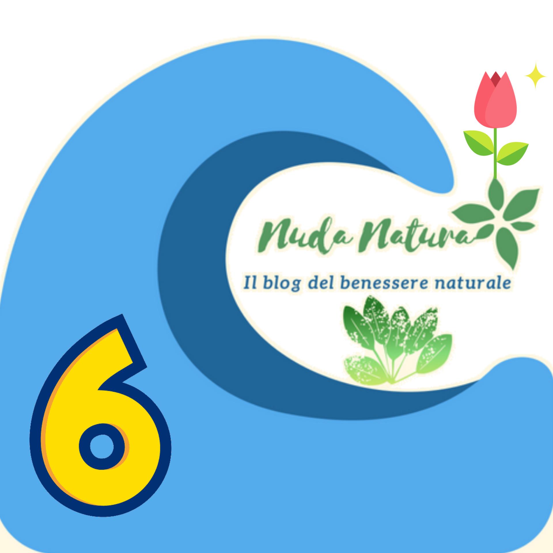 Nuda Natura day: 6th Anniversary